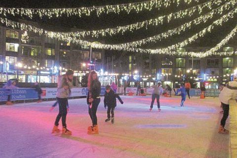 Houten on Ice