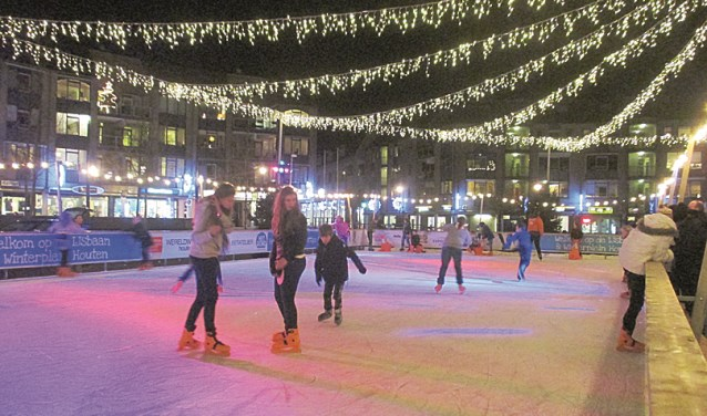 Houten on Ice